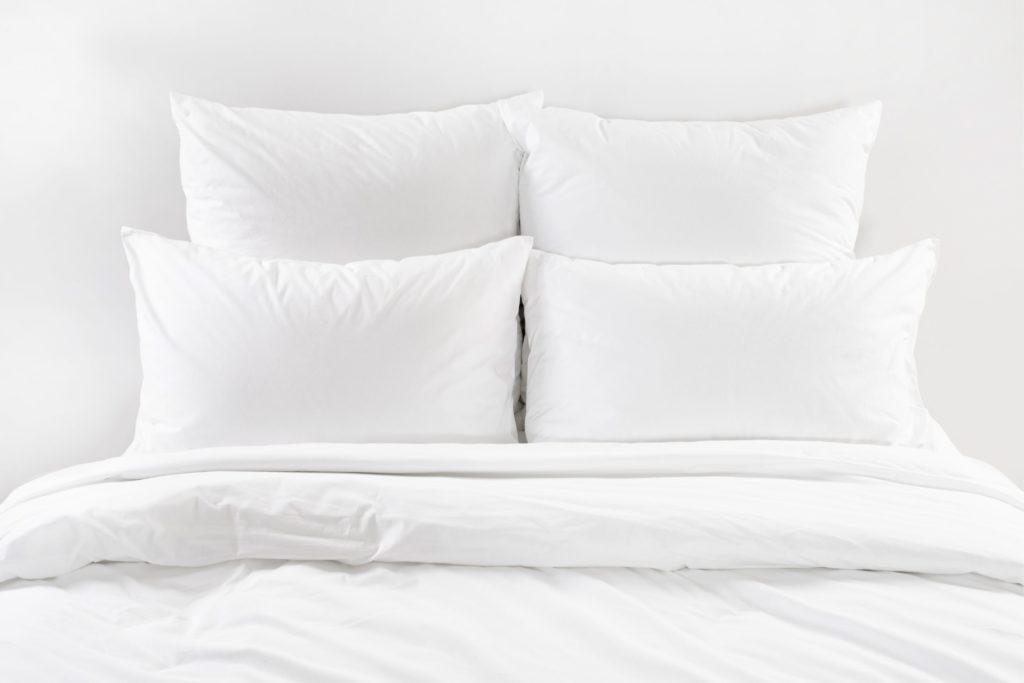Piumini per il letto