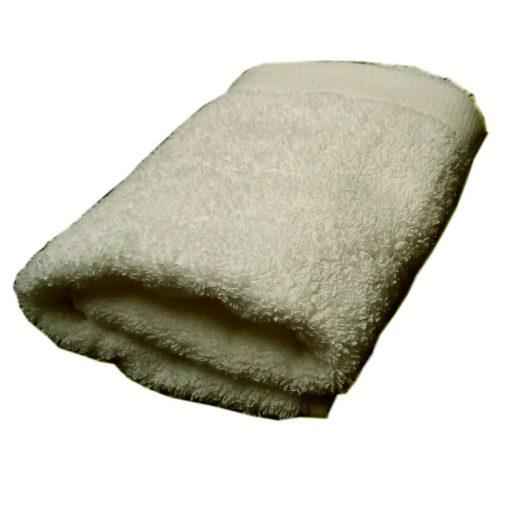 Asciugamano ospite cm 40x60 600 gr/mq argilla