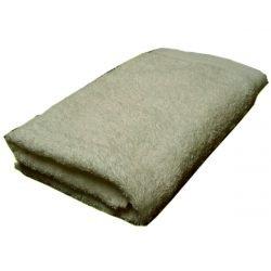Asciugamano viso cm 60x100 600 gr/mq argilla
