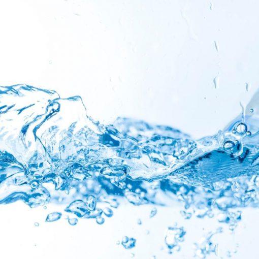 Lavaggio ad acqua e igienizzazione piumino